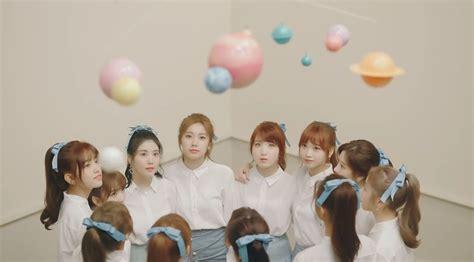 Iz*one's Debut Video 'la Vie En Rose' Surpasses 1 Million