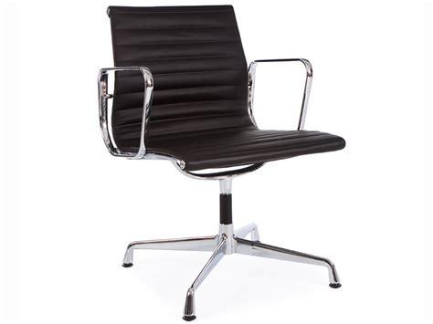 chaise visiteur bureau chaise visiteur ea108 noir