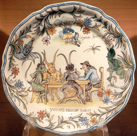 1000 images about quimper faience pottery etc on quimper pottery pottery and
