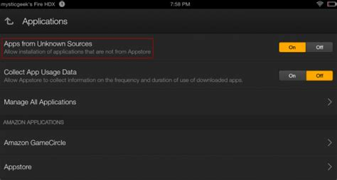 How To Install Google Play Store App On Kindle Fire