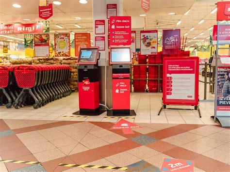 Rimi - Rimi e-veikals paplašina preču saņemšanas veikalu tīklu
