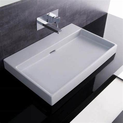 designer bathroom sinks 70 white wall mount or countertop bathroom sink