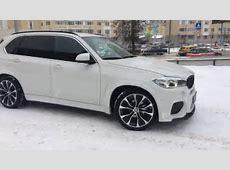 Body kit for BMW X5 F15 Berkut WhiteFire YouTube