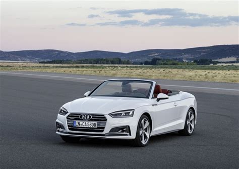 Cabriolet Completes Audi A5