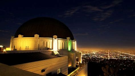dove andare  los angels al griffith observatory