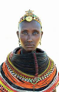 Africa Rendille woman Northern Kenya ©Boaz Images