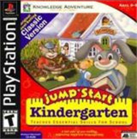 jumpstart kindergarten playstation ign 835 | 612523boxart 160w