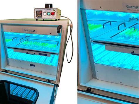 GermAwayUV Horticulture Sterilization Chamber