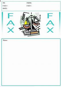 scales of justice fax cover sheet at freefaxcoversheetsnet With fax cover sheet to judge