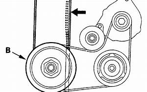 32 2004 Honda Odyssey Serpentine Belt Diagram