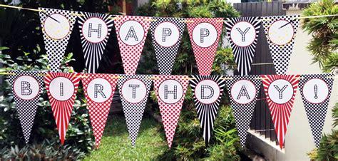 magic party printables invitations decorations