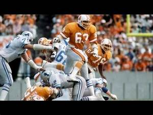 Lee Roy Selmon Career Highlights - YouTube