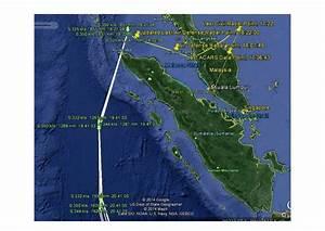 Itineraire Avec Radar : air info l itin raire du vol mh370 publi par la malaisie cartes ~ Medecine-chirurgie-esthetiques.com Avis de Voitures