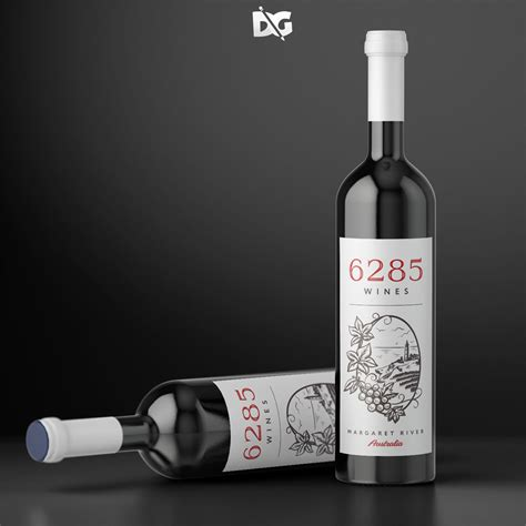 You can easily change the bottle cap color to your liking and add your graphics with the 250ml glossy bottle free mockup to showcase packaging design in a photorealistic style. Free Wine Bottles Mockup PSD Mockup | Free Mockup