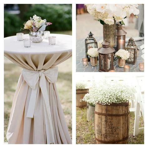decoration mariage champetre  de  idees originales