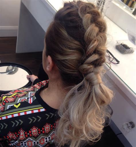 curly ponytail haircut ideas designs hairstyles