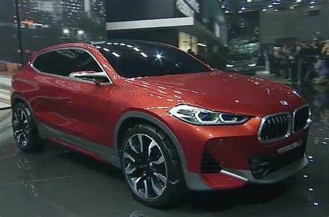 bmw  previewed  paris motor show concept autocar