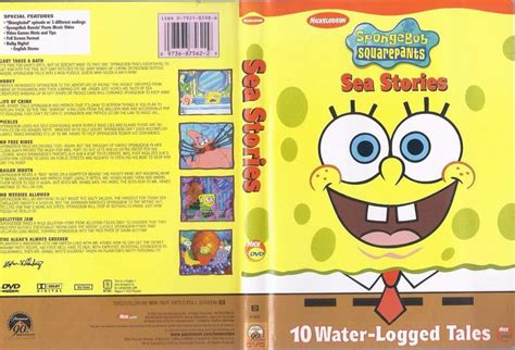 Spongebob Squarepants Sea Stories