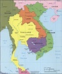 ANTHROPOLOGY OF ACCORD: Map on Monday: SOUTHEAST ASIA