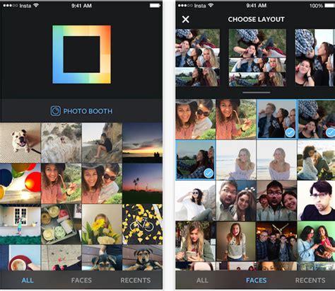 instagram announces layout   app  build collages