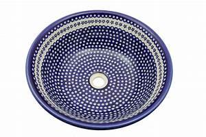 Bemalte Keramik Waschbecken : antike waschbecken mit traditionelle motiven designer vintage waschbecken ~ Markanthonyermac.com Haus und Dekorationen