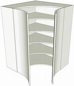 Bowfell Corner Dresser Pantry Unit Lark & Larks