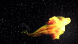 GMS: NASA's Swift Satellite Spots Black Hole Devouring A Star