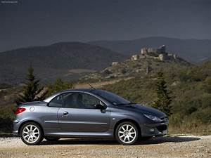 Peugeot 206 Cc : peugeot 206 cc picture 08 of 28 side my 2005 1600x1200 ~ Medecine-chirurgie-esthetiques.com Avis de Voitures