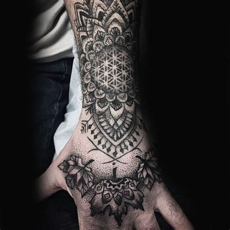 Interessante Ideenfarbiges Handtattoo by 40 Geist Blast Designs Ideens 187 Tattoosideen