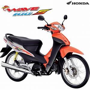 Motorcycle  Honda Wave100s