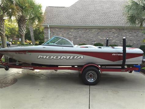 Direct Boats by 2008 Moomba Outback Sk Direct Drive For Sale In