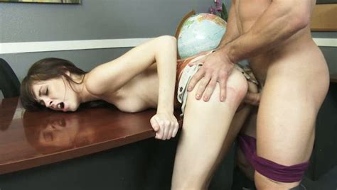 Hungry Dude Johnny Castle Had Hot Sex With Slutty Girl Hannah Hartman In The Office AnySex Com