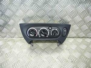 Used 2002  52  Renault Megane Coupe Heater Control Panel