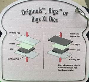 Sizzix Tips  2 Of 13 Originals  Bigz Or Bigzxl Dies