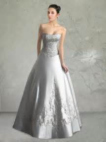 silver wedding dresses goes wedding beautiful lace wedding dress collection in glamor looks by novi
