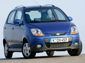 chevrolet matiz car specifications auto technical