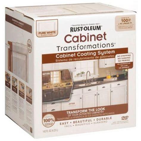 Rustoleum Transformations 1 Qt Pure White Cabinet Small