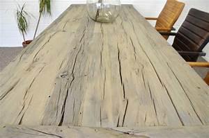 Rustikale Tische Aus Holz : rittertafel esstisch aus hochwertig recycelter massiv holz eiche ab 200cm l nge livior m bel ~ Indierocktalk.com Haus und Dekorationen