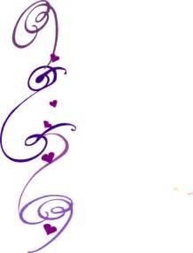 Decorative Swirl Clip Art