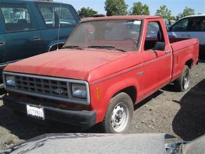 My First Truck Was A 1987 Ford Ranger Just Like This