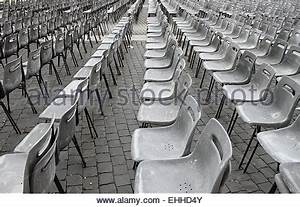 Empty seats in a classroom Stock Photo, Royalty Free Image