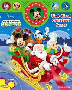 Sing along Christmas Song Mickey Mouse Clubhouse by
