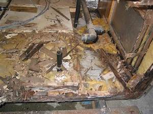 RV Trailer Water Damage Continued