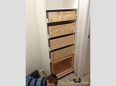 master closet tower with drawers, My Love 2 Create on