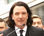 J.C. Chasez looked like Snape at Hollywood Walk of Fame ...