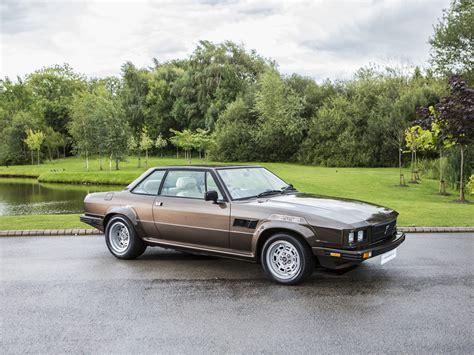 1988 De Tomaso Longchamp Gtse Metallic Brown With Cream