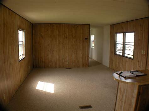 deck  bedroom  bath single wide
