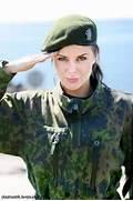 Melinda Groova - Ameri...Russian Female Soldiers