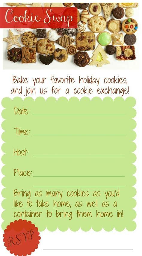images  cookie swap ideas  pinterest