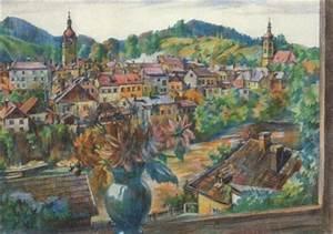 Blick Aus Dem Fenster Poster : blick aus dem fenster auf waidhofen an der ybbs by reinhold klaus on artnet ~ Markanthonyermac.com Haus und Dekorationen